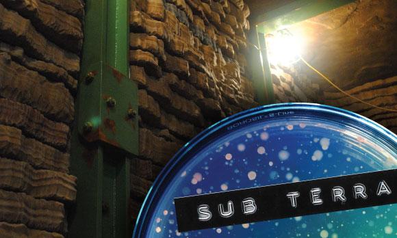 Sub Terra escape game at Swindon's Co-Decode