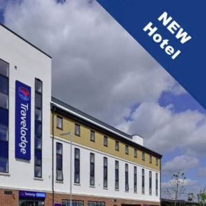 Nearby accommodation - Travelodge Swindon West