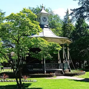 Things to do in Swindon, Old Town Gardens